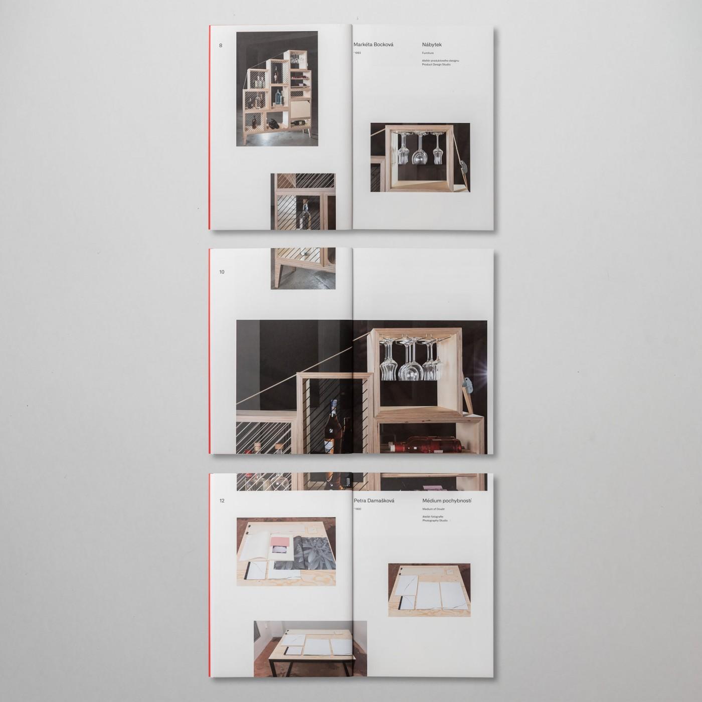ffa graduates catalogue layout